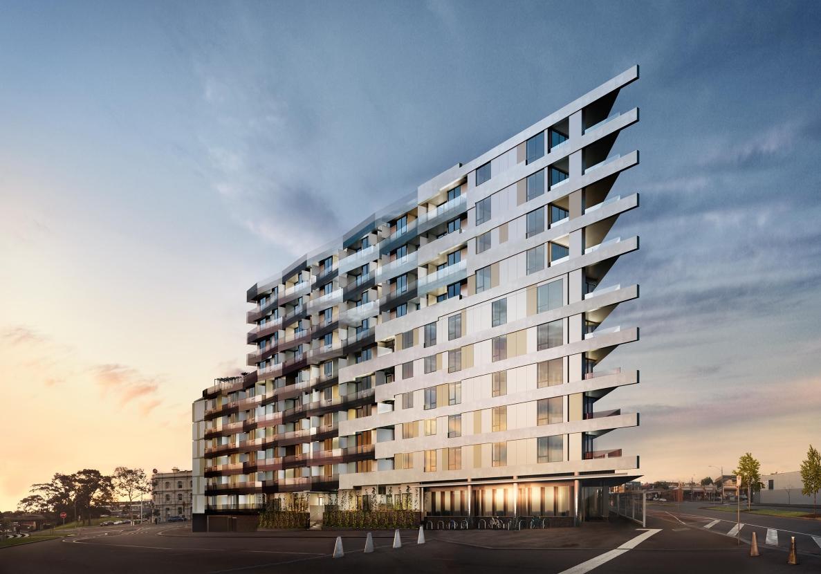 Volaire Apartments, Melbourne